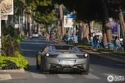 Schitterende Ferrari 458 Spider vastgelegd in Cannes