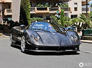 Topspot: 25e Pagani Zonda in Monaco!