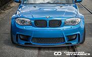 Carbon Dynamics maakt de BMW 1 M Coupe een echte bom