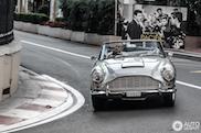 Aston Martin DB4 Convertible duikt op in Monaco