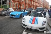 Londen wil supercars de mond snoeren