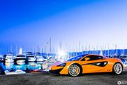 McLaren introduces 570S in Geneva