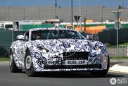 Aston Martin DB10 heeft wel heel dikke velgen