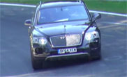 Bentley Bentayga started its last phase of testing