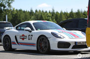 Martini and Porsche will be together forever