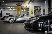 This is a real dream garage