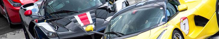 Event: Ferrari Cavalcade 2015