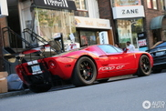 Edo Competition turns the Ford GT into the following creation