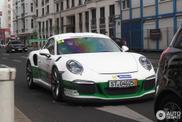Lekker racy: Porsche 991 GT3 RS in racetrim