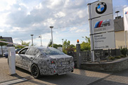 First prototype of the BMW M5 F90 is now spotted