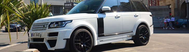 New Range Rover Onyx is just as brutal as its predecessor