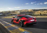 Audi RS7 Piloted driving concept flink afgevallen