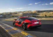 Audi RS7 Piloted driving concept lost a lot of weight