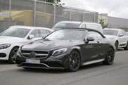 Mercedes-AMG S 63 Cabriolet shows its teeth