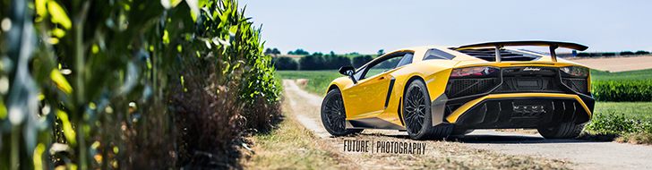 Photoshoot: Lamborghini Aventador LP750-4 SuperVeloce