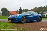 Spot van de dag: Ferrari California T