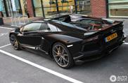 Spot van de dag: Lamborghini Aventador LP700-4 Roadster