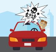Welke chauffeur kom jij liever niet tegen op de weg?