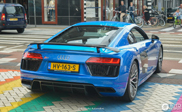 Spot van de dag: Audi R8 V10 Plus 2015