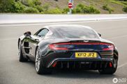 Aston Martin One-77 blijft prachtig