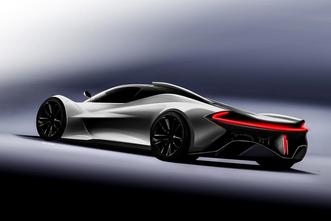 "McLaren F1 powróci jako ""hiper-GT"""