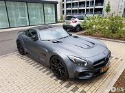 Bruut: Mansory Mercedes-AMG AMG GT S