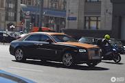 Rollen in Rusland met je Bespoke Rolls-Royce Ghost