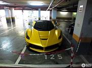Ferrari bouwt nog één LaFerrari