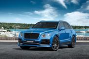 Startech pakt als eerste de Bentley Bentayga aan