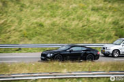 Bentley test nieuwe Continental GT nog altijd in Nederland