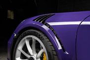 Om het af te maken, TechArt Carbon pakket voor Porsche 991 GT3 RS