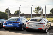 In real life: the new Porsche Panamera Turbo