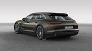 Rendering Porsche Panamera Shooting Brake maakt hebberig