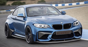 PSM Dynamic zorgt voor bodybuilder effect op BMW M2
