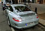 De moderne Porsche 911 Retro Look