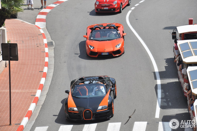 Top Gear Presenters Captured In Monaco With Supercars