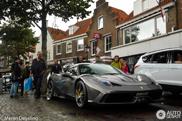 Spot van de dag: Ferrari 458 Speciale in Sluis
