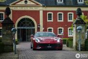 Spot van de dag: Ferrari F12berlinetta in Houthem