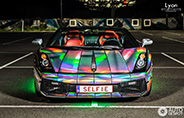 Spot van de dag: Lamborghini Gallardo Spyder