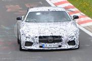 马赛地为这部 AMG GT 有什么打算?