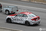 Spyshots: BMW test M2 in Spanje