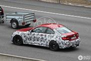 Spyshots: BMW tests M2 in Spain