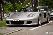 Even a Porsche Carrera GT has its problems