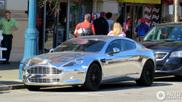 Kan de Aston Martin Rapide zoveel chroom verdragen?