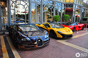 Spotted: ultimate hypercar combo in Cannes