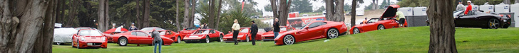 Event: Concorso Italiano op Pebble Beach
