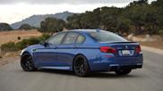 Dinan laat BMW M5 F10 S1 zien en is lekker krachtig