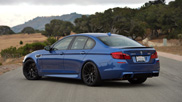 Dinan shows their powerful BMW M5 F10 S1