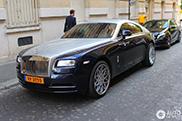Samuel Eto'o is de perfecte klant voor de Rolls-Royce Wraith