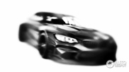 Breed, indrukwekkend en krachtig: Team Galag's BMW M4 F82 Coupé